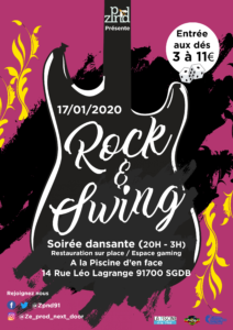 Rock et Swing