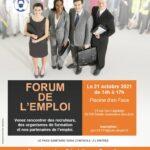 Forum de l'Emploi 2021